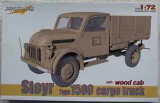 Profiline 1/72 7007 Steyr Type 1500 Cargo Truck with Wooden Cab